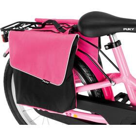 Puky DT 3 Pannier for Children's Bikes, różowy/czarny